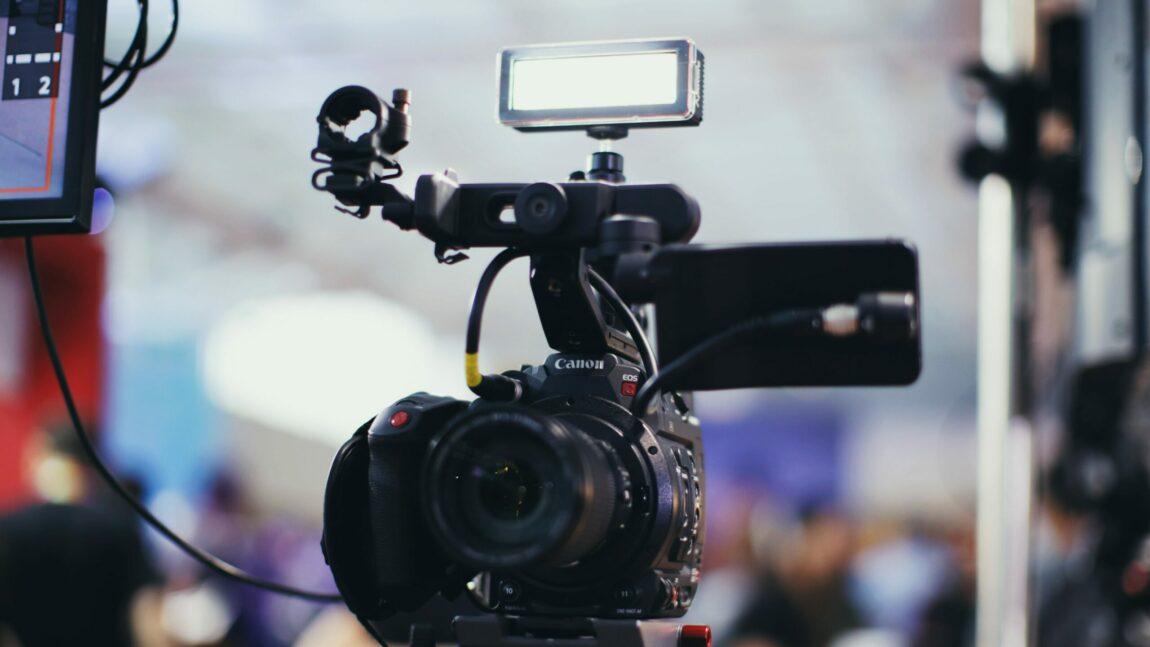Video prezentace firem